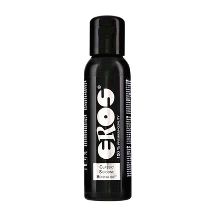 The lubricant Silicone Eros Bodyglide 250 ml 3154419
