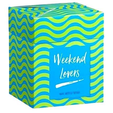 Kit Weekend Lovers 8 Peças,8134472