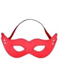 Mask, Sexy faux Leather Red 1874522
