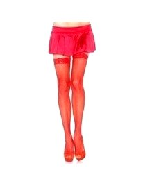 The semi of the League, Leg, Avenue, Net, and Lace in Red 1904598
