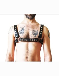 Harness the Ego Driven, Leather, Genuine 1113878