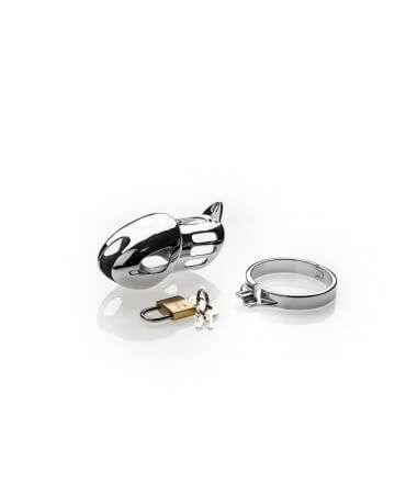 Belt Chastity Male Stainless Steel 919