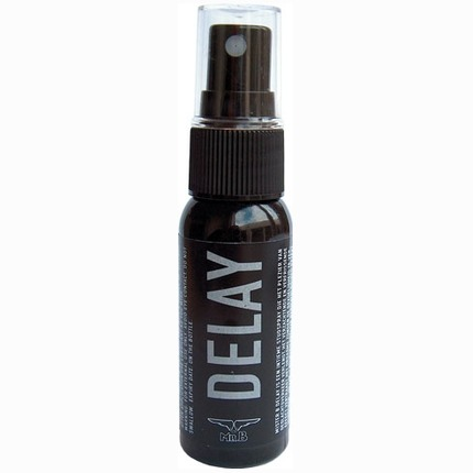 Spray Retardante Mister B Delay 30 ml,3514812