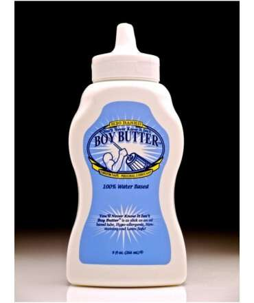 Lubrificante Boy Butter H2O Squeeze 266 ml,BBH09