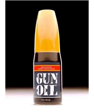 Lubricant Gun Oil Silicone 120 ml GOS04