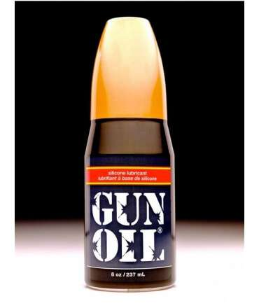 Lubrificante Gun Oil Silicone 237 ml GOS08 Gun Oil de Silicone