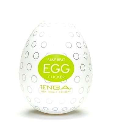 Masturbador Tenga Egg Clicker,TEC