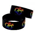 Banda de Pulso Gay Arco-Íris