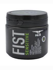 Lubrificante Híbrido Mister B FIST Sensitive 500 ml 3105116
