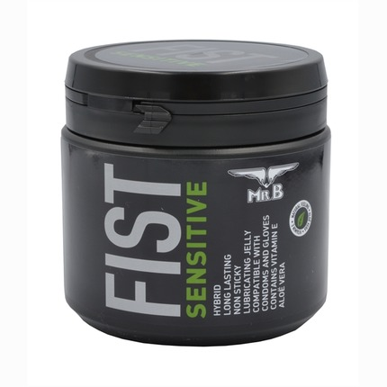 Lubrificante Híbrido Mister B FIST Sensitive 500 ml,3105116