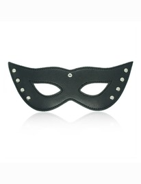 Mask, Sexy faux Leather Black 1874525
