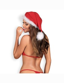 Gorro de Natal Obsessive Vermelho 1955165