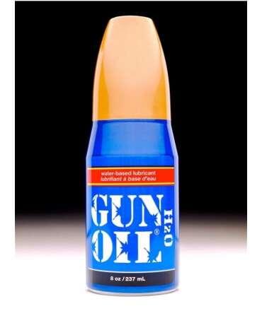 Lubrificante Gun Oil H2O 237 ml, de Água, Gun Oil , welcomelover, sex shop, sexshop,Gun Oil