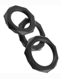 3x Cockring C-Ringz Designer 1305171