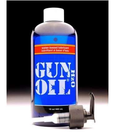 Lubrificante Gun Oil H2O 480 ml GOH16 Gun Oil de Água