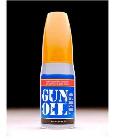 Lubrificante Água Gun Oil Gel 120 ml 316010 Gun Oil de Água