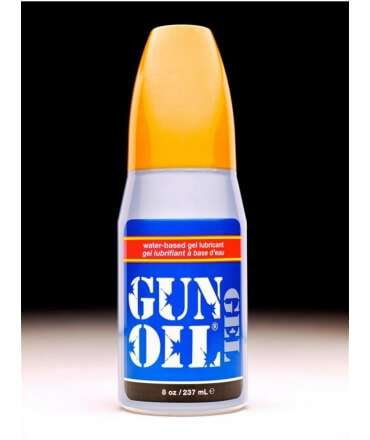 Lubrificante Água Gun Oil Gel 237 ml,GOG08