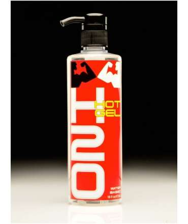 Lubricant, Water, Elbow Grease Hot Gel 473 ml EGGH16