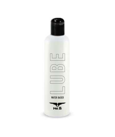 Lubrificante Mister B LUBE Água 500 ml, de Água, Mister B , welcomelover, sex shop, sexshop,Mister B