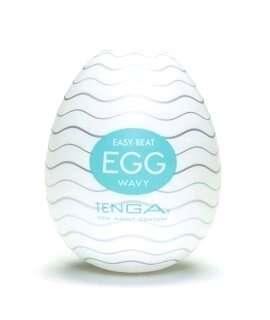 Masturbator Tenga Egg Wavy TEW