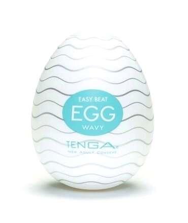 Masturbador Tenga Egg Wavy,TEW