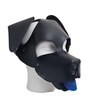 Máscara de Cão em Couro Mister B,634346