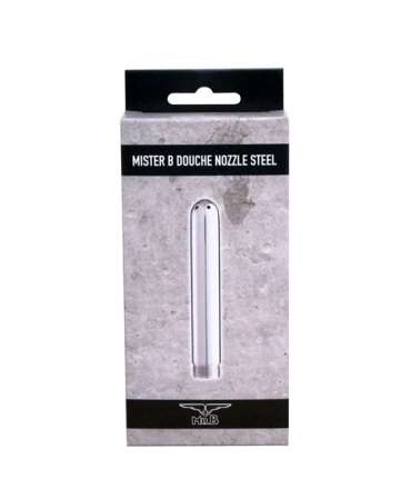 Nozzle Shower Steel Mister B 149012
