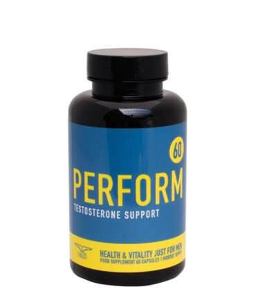 Mister B Perform Testosterone Support 60 Capsules 910210