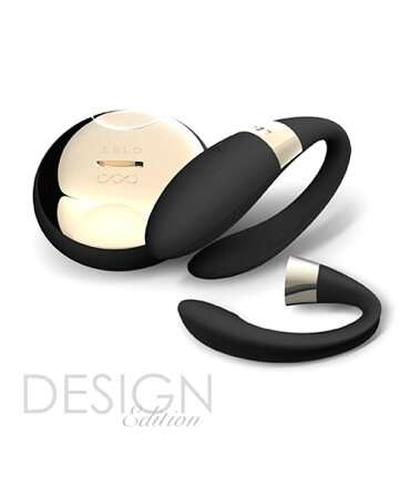 Massager for Couples LELO Tiani 2 Black 0140010500
