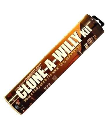Kit Molding Penis Clone-a-Willy Chocolate 0260020000