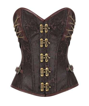 Bodice Style Vintage 161015