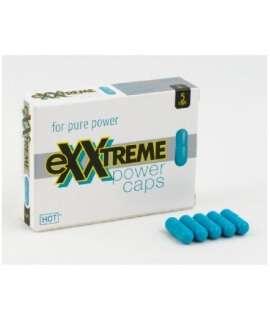 5 x Capsules Stimulant Exxtreme Power 352036