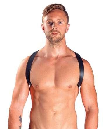 Harness Sling Preto, Harnesses, Mister B , welcomelover, sex shop, sexshop,Mister B