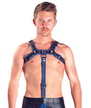 Extension Strap Azul, Harnesses, Mister B, sexshop, sex-shop online, sex-shop