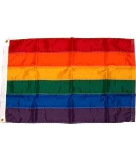 Flag Rainbow 40 x 60 cm 833600