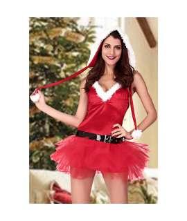 Fantasia Sexy Miss Mãe Natal,0950061000