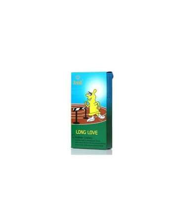 12 x Preservativos Amor Long Love,920642