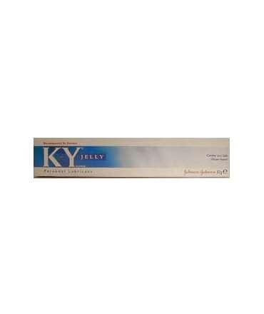 Gel Lubrificante Água Estéril K-Y 82g,910200