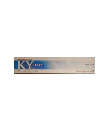 Lubricating Gel Sterile Water, K-Y 82g 910200