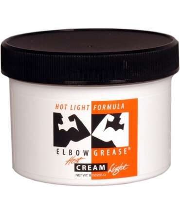 Lubrificante Óleo Elbow Grease Hot Light Gel 225g,911533