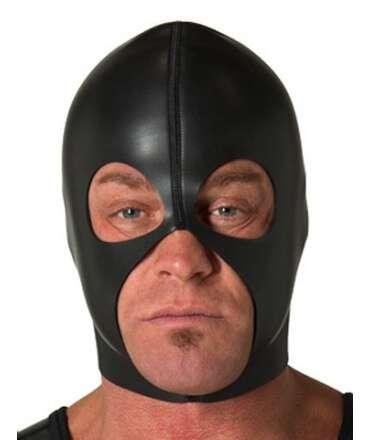 Neoprene Cocksxxxer Hood 348000 Máscaras e Vendas