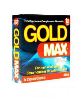 Potenciador Gold Max Blue 1 Cápsula,GM1