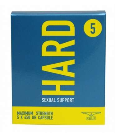 Mister B HARD Sexual Support x 5 910203