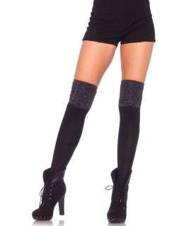 Stockings. Leg Avenue Black 196001