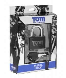Cadeado Tom of Finland Heavy Duty, Outros Bondage, Tom of Finland , welcomelover, sex-shop, sex-shop-online, sexshop