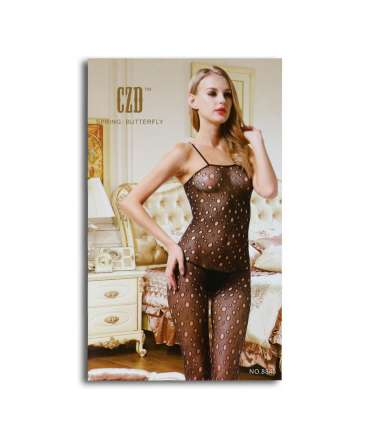 Catsuit CZD With Polka dots 199004