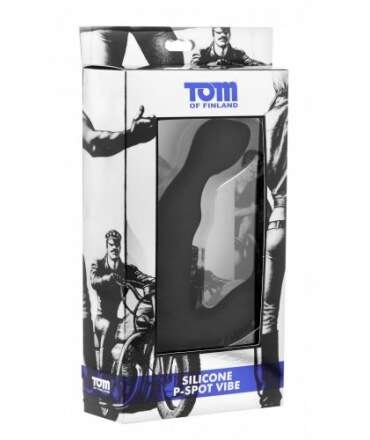 Stimulator Prostate P-Spot Vibe Tom of Finland 135344
