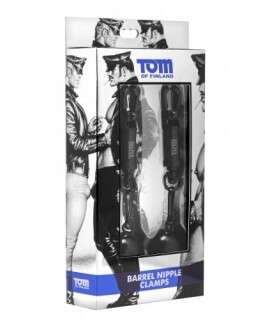 Clamps for Nipples Tom of Finland 337005