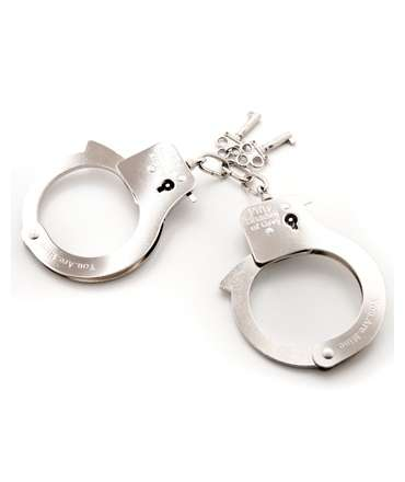 50 Shades of Grey Cuffs Metal You Are Mine 332008
