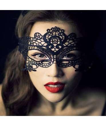 Black Mask Sexy 187002